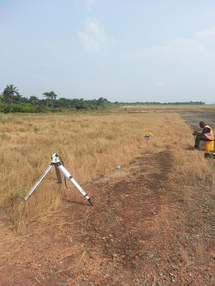 Pic Geophysical-Surveys Survey-Sierra-Leone