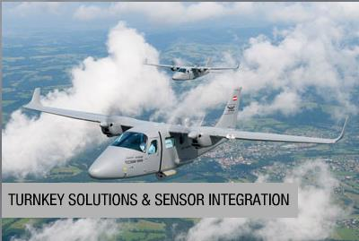 Turnkey Solutions & Sensor Integration